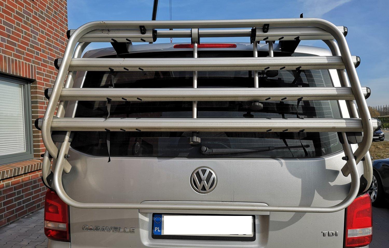 Fahrradträger VW Bus T5